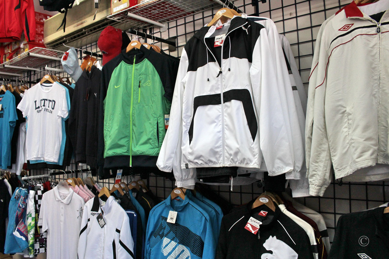 Sports and leisure goods