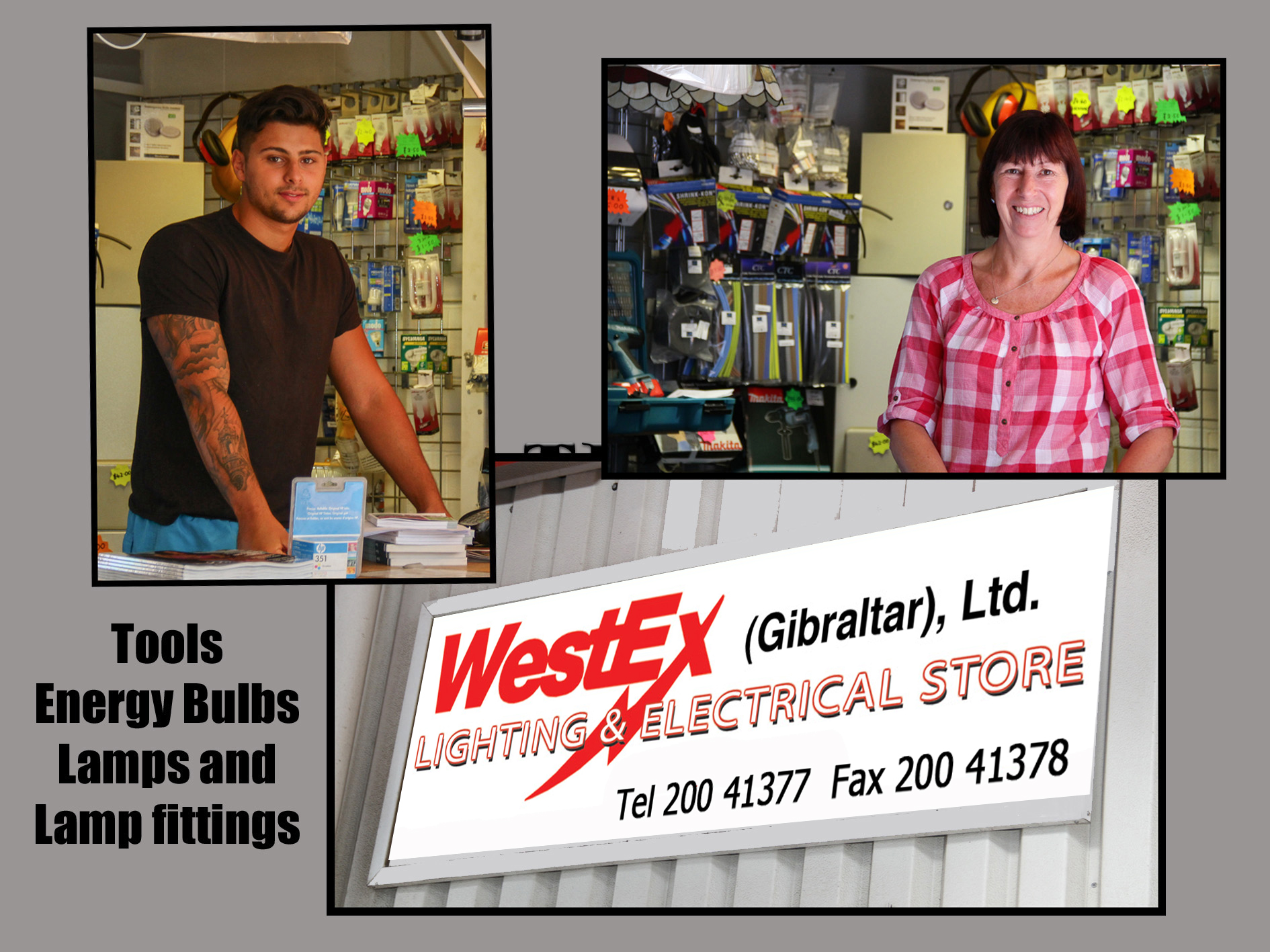Westex electrical suppliers